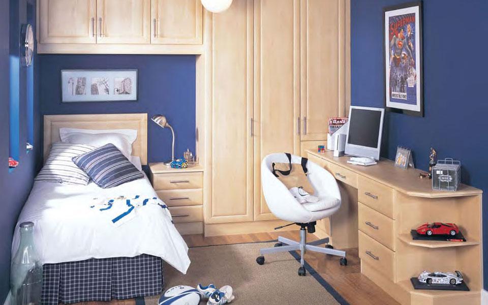 Bespoke fitted wardrobes designer London