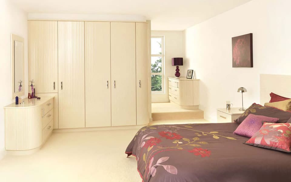 cheap fitted wardrobes designer London
