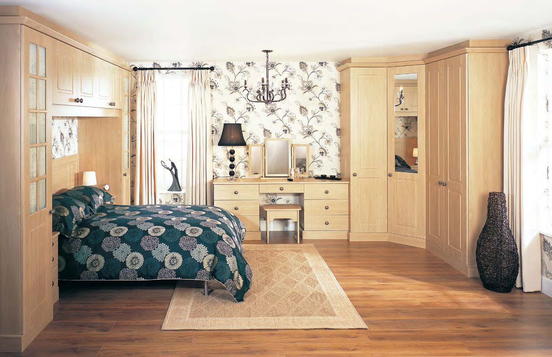 fitted wardrobes designer cost London