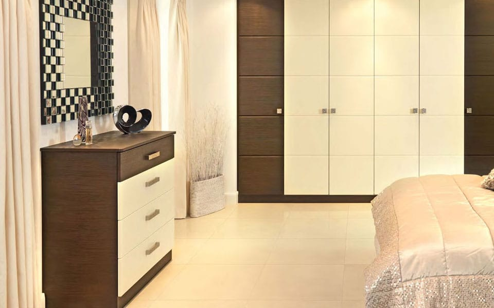 fitted wardrobes designers London