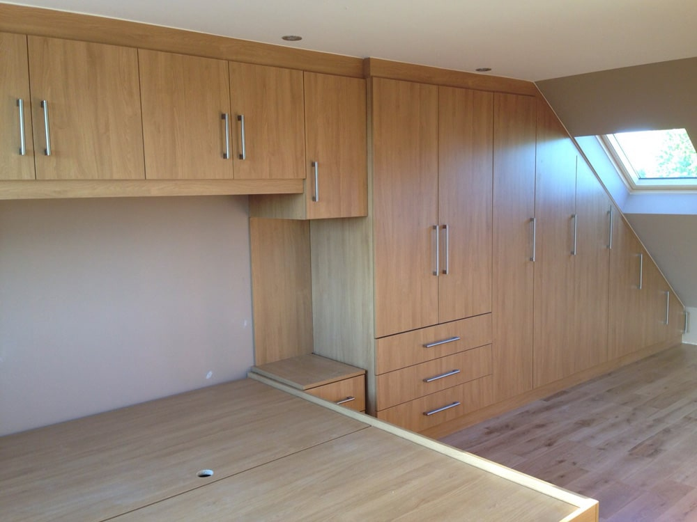 bespoke fitted wardrobes London