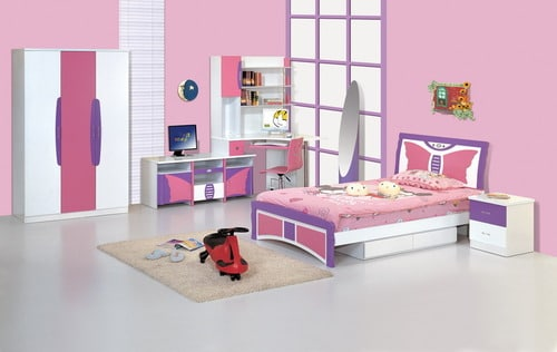 Choosing the Right Furniture for Kids' Room