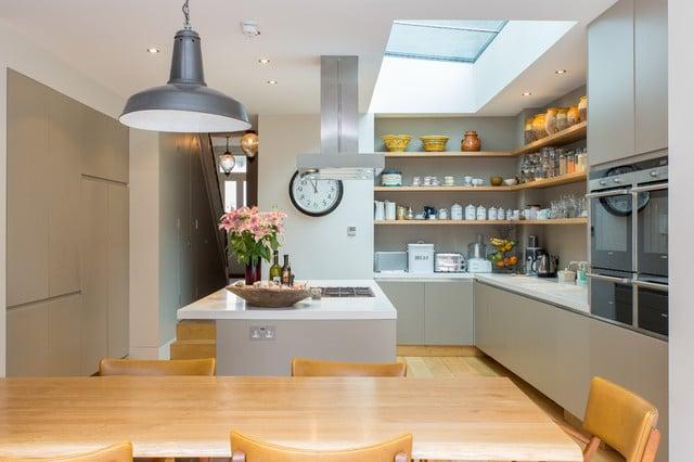 Tips to Optimise Kitchen Storage Space