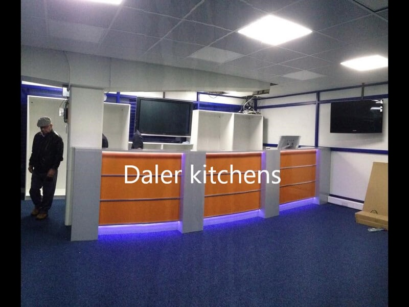 Bespoke Fitted Shop Design Cost London