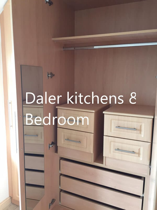 Wardrobe Interiors London | Daler Kitchens