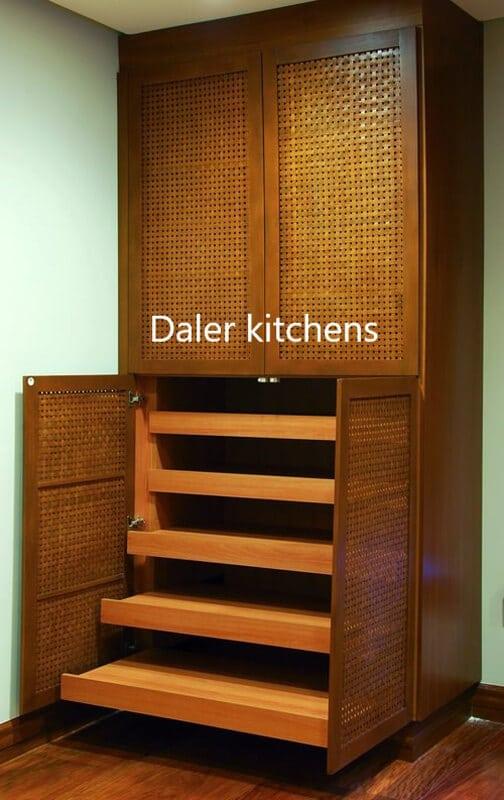 Bespoke Wardrobe Interiors Designer Cost London | Daler Kitchens