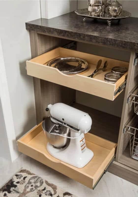 Bespoke Kitchens Accessories London | Daler Kitchens