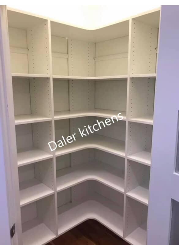 Bespoke Kitchens Accessories Installation Cost London | Daler Kitchens