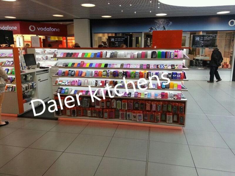 Fitted Shop Designer London   Daler Kitchens