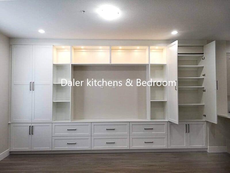 Wardrobe Interior Designers Cost London | Daler Kitchens