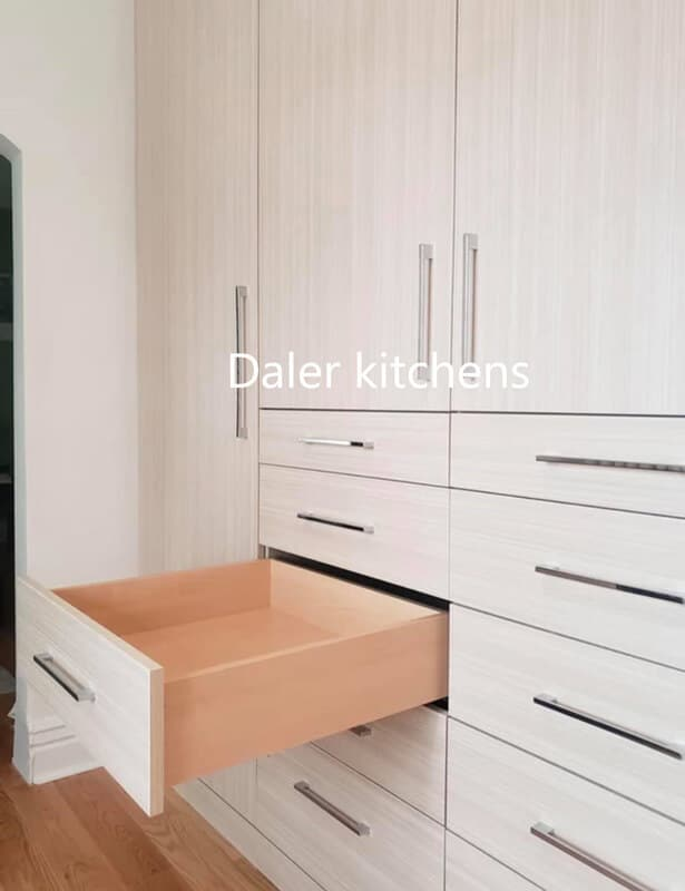 Bespoke Wardrobe Interior Designer London | Daler Kitchens