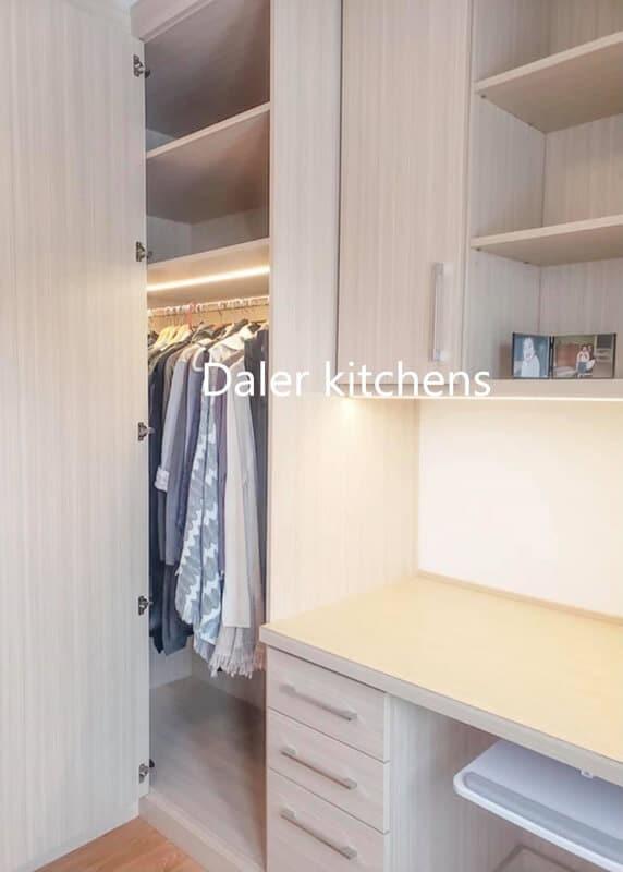 Wardrobe Interior Designer Cost London | Daler Kitchens
