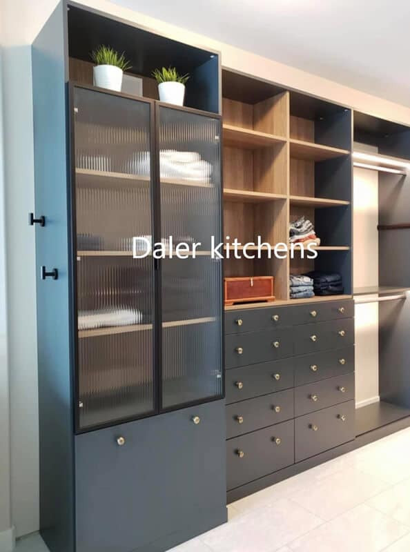 Wardrobe Interior Cost London | Daler Kitchens