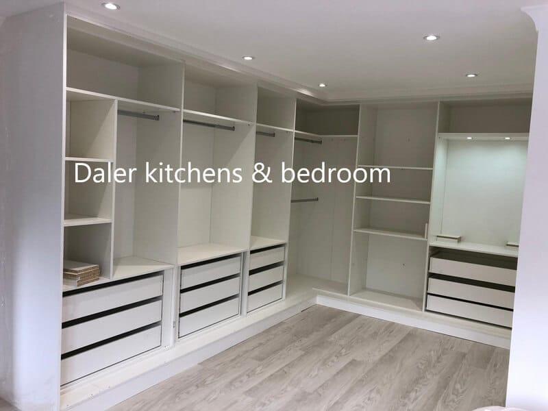 Wardrobe Interior Design London