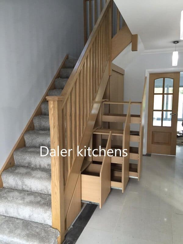 Staircase Wardrobe Supplier London