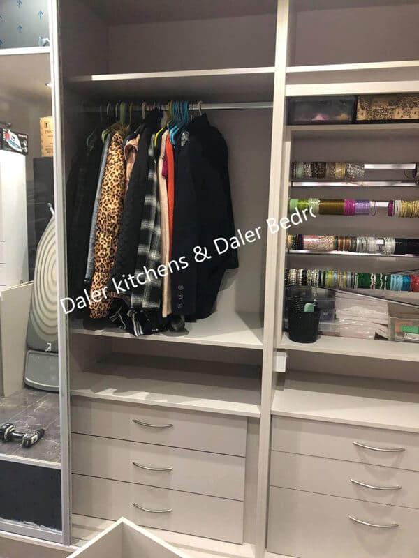 Bespoke Fitted Dressing Table Suppliers Installation London
