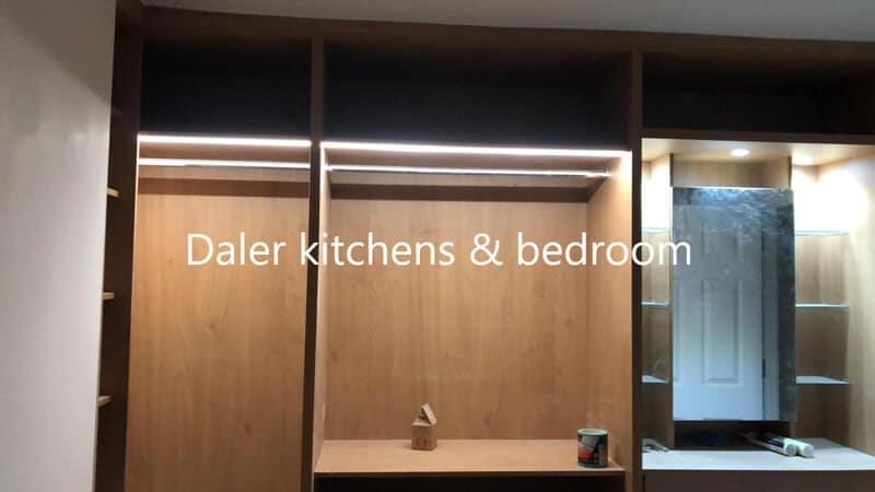 Wardrobe Interior Design London | Daler Kitchens