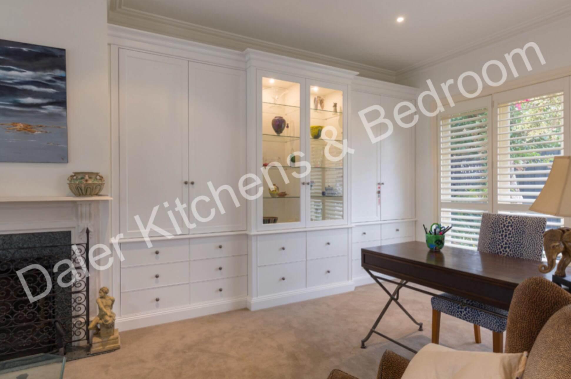 Living Room Bespoke Furniture Cost London
