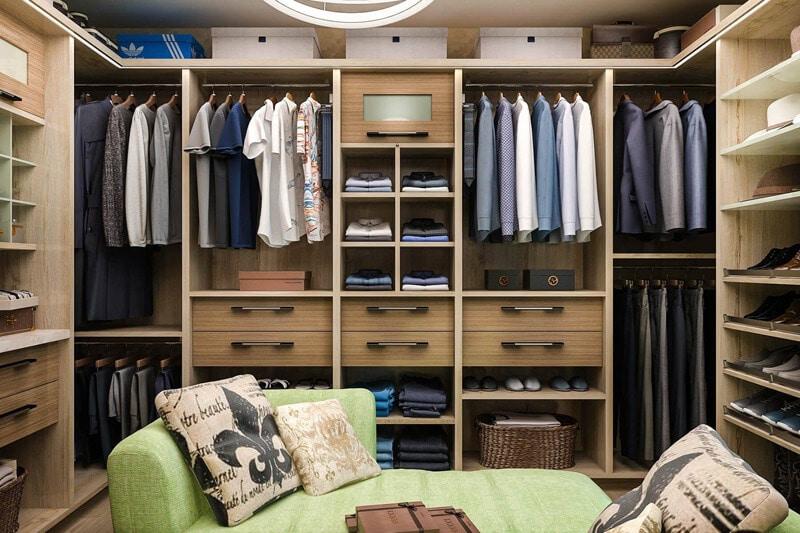 Wardrobe Interiors London