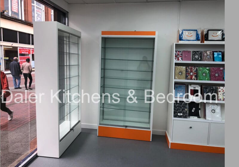 Bespoke Fitted Shop Designers Cost London