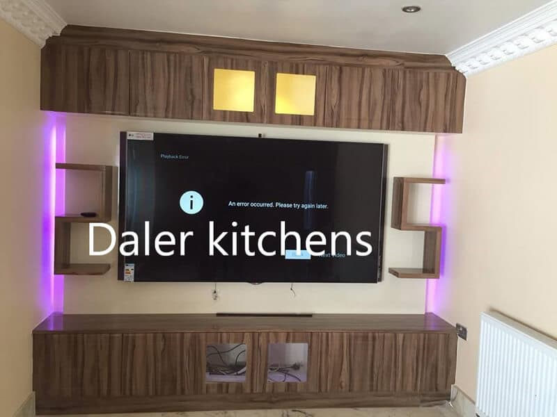 Fitted TV Cabinet Installer Cost London