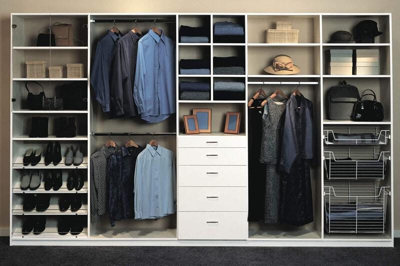 Bespoke Wardrobe Interiors Design Cost London | Daler Kitchens