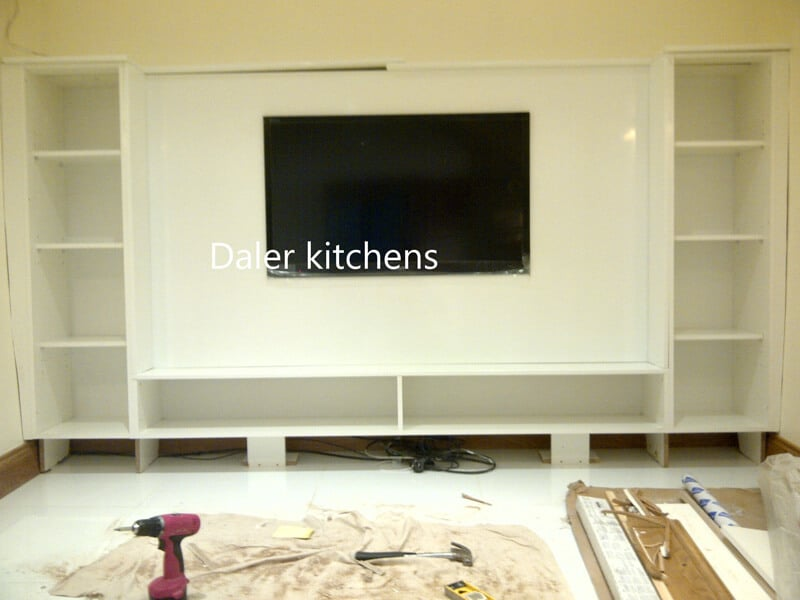 Fitted TV Cabinet Installation Cost London