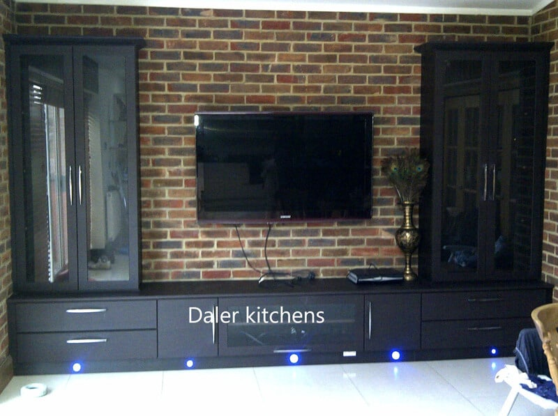 Fitted TV Cabinet Cost London