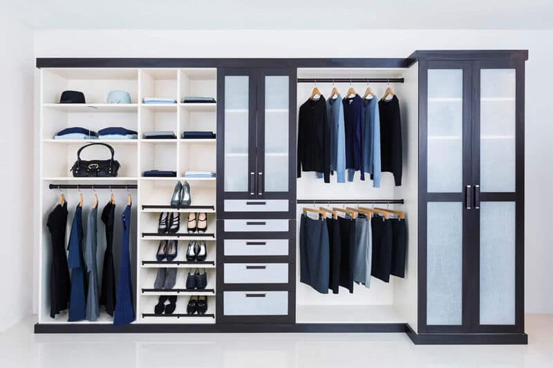 Bespoke Wardrobe Interiors Design London | Daler Kitchens